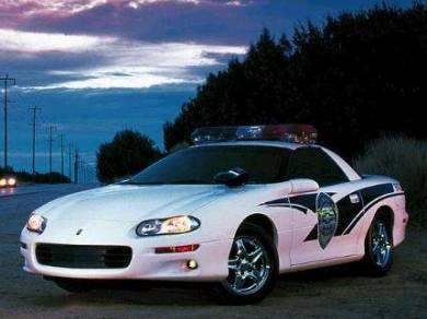 Police CamarO