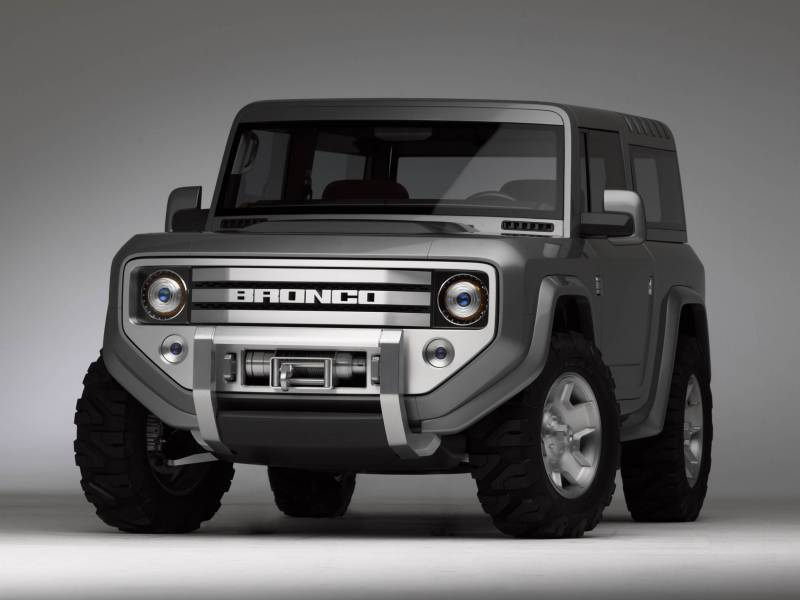 Concept Ford Bronco