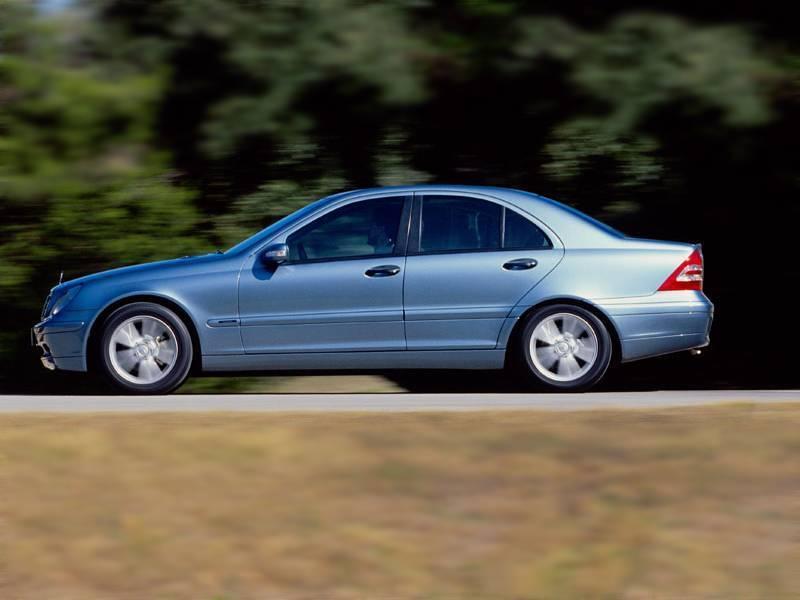 2003 la auto show coverage los angeles international for Mercedes benz kompressor c230