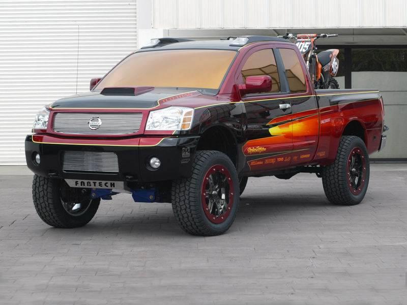 Nissan Of Las Vegas SEMA 2003 Coverage - 2003 Specialty Equipment ...