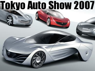 Auto Racing Stores Toyko on Tokyo Auto Show 2007 Coverage   Modern Racer   Features