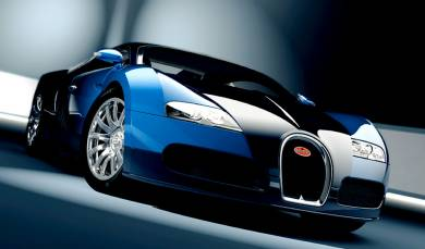 Bugatti Veyron 16/4 - World's Fastest Cars