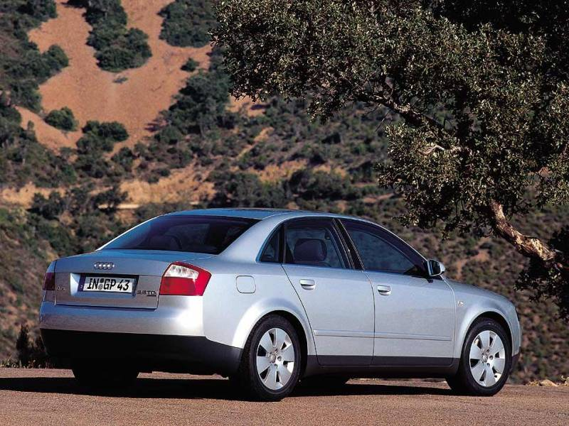 2002 2003 Audi A4 Modern Racer Auto Archive Pictures