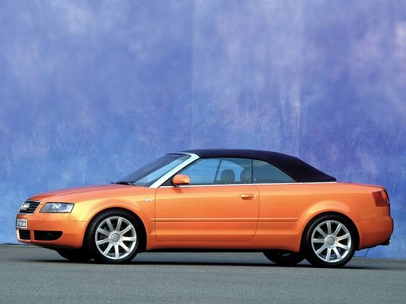 2003 2004 Audi A4 Cabriolet Modern Racer Auto Archive