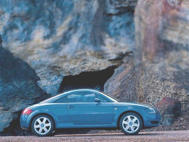 2000 2003 Audi Tt Modern Racer Auto Archive Pictures