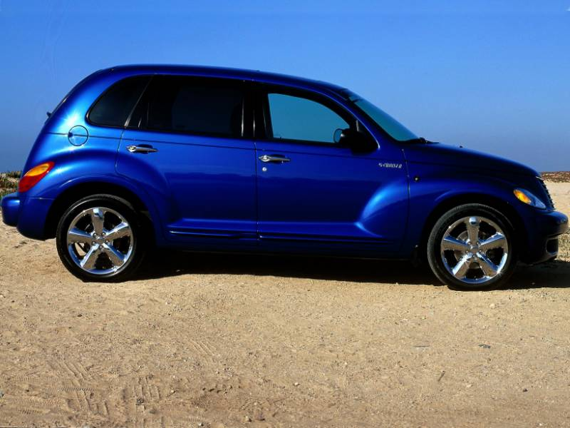 Hhr Vs Pt Cruiser It Had To Happen Sooner Than Later Page 3