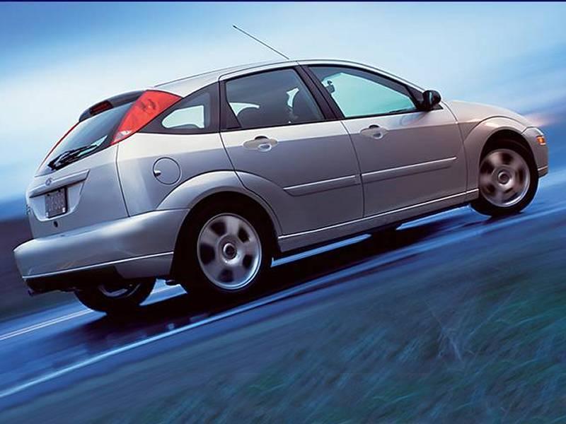 2003-2004 Ford Focus SVT 5-door & 2003-2004 Ford Focus SVT 5-door - Modern Racer - Auto Archive - Pictures