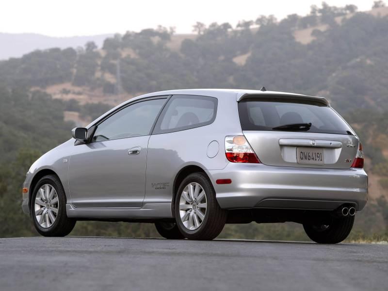 2002 2004 Honda Civic Si