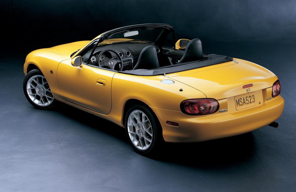 2001 2003 Mazda MX 5 Miata