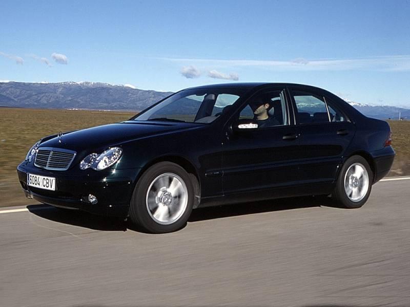 2003 2005 Mercedes Benz C230 Kompressor Modern Racer Auto