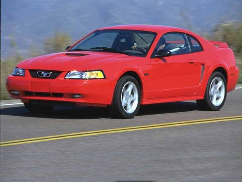 1999 2004 ford mustang gt modern racer auto archive pictures. Black Bedroom Furniture Sets. Home Design Ideas