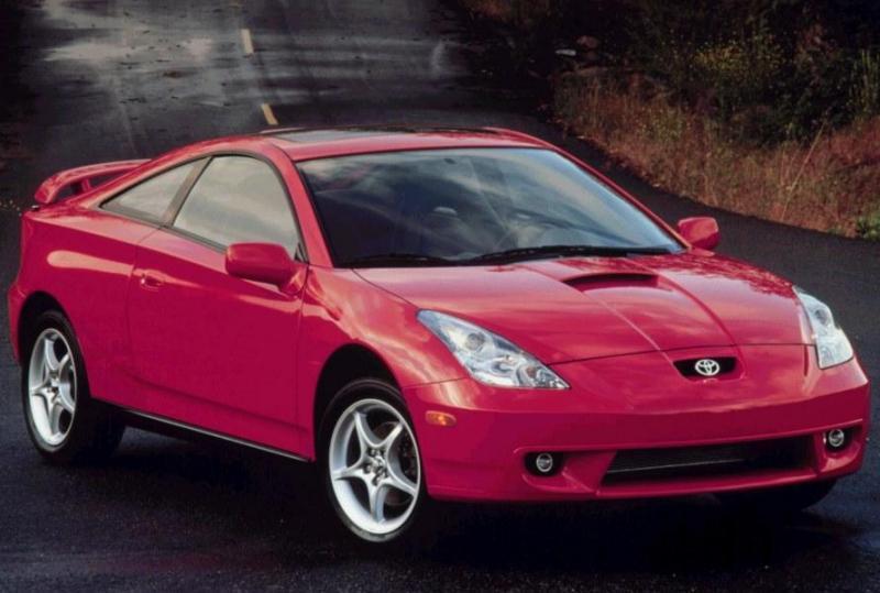Elegant 2000 2003 Toyota Celica GT S / GTS