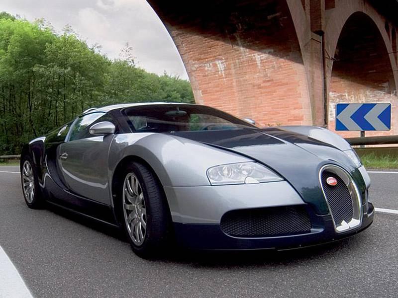 Bugatti Veyron 16.4 Picture