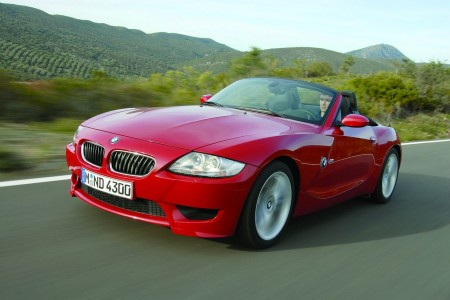 BMW Z4 M Roadster. BMW Z4. The latest member of the BMW roadster family is