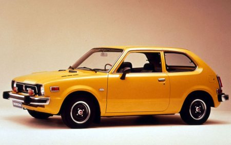 Honda Civic Cvcc 1975