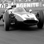 Cooper T53 F1 driven by Jack Brabham