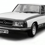 Mercedes-Benz S-Class ESF