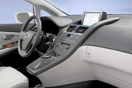 2010 Lexus HS Hybrid