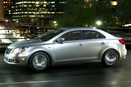 2010 Suzuki Kizashi American Suzuki takes a bold step forward today.