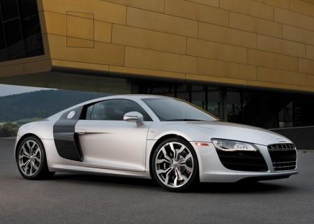 Audi R8 5.2 V10 Nice Car