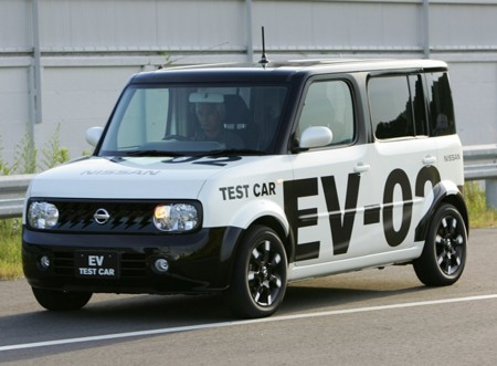 The History of the Nissan EV