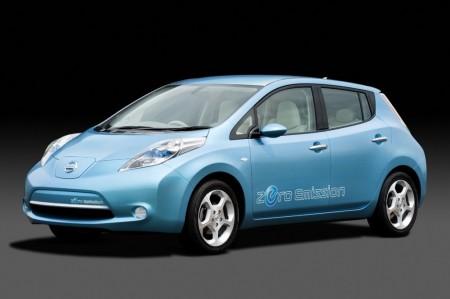 The History of the Nissan EV - Nissan LEAF