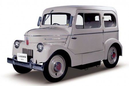 The History of the Nissan EV - Tama Electric Car
