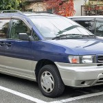 The History of the Nissan EV - Nissan Prairie EV