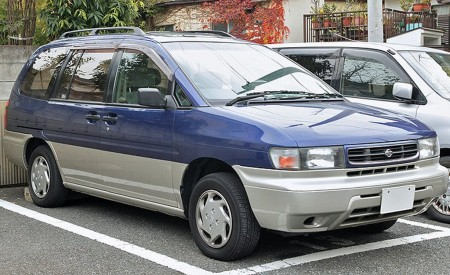 The History of the Nissan EV - Nissan Prairie EV