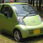 The History of the Nissan EV - Nissan Hyper Mini