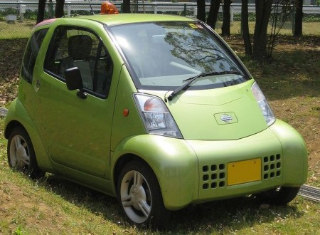 The History of the Nissan EV - Nissan Hyper Mini