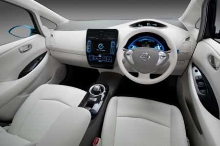 Nissan Leaf Best Nissan Dashboard