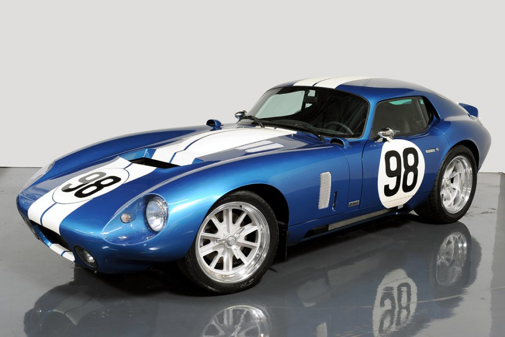 Shelby Daytona Coupe Modernracer Cars Amp Commentary
