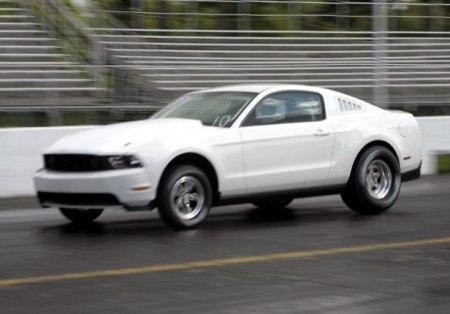 2010 Ford Mustang Cobra Jet Drag Ready Modernracer Cars Commentary