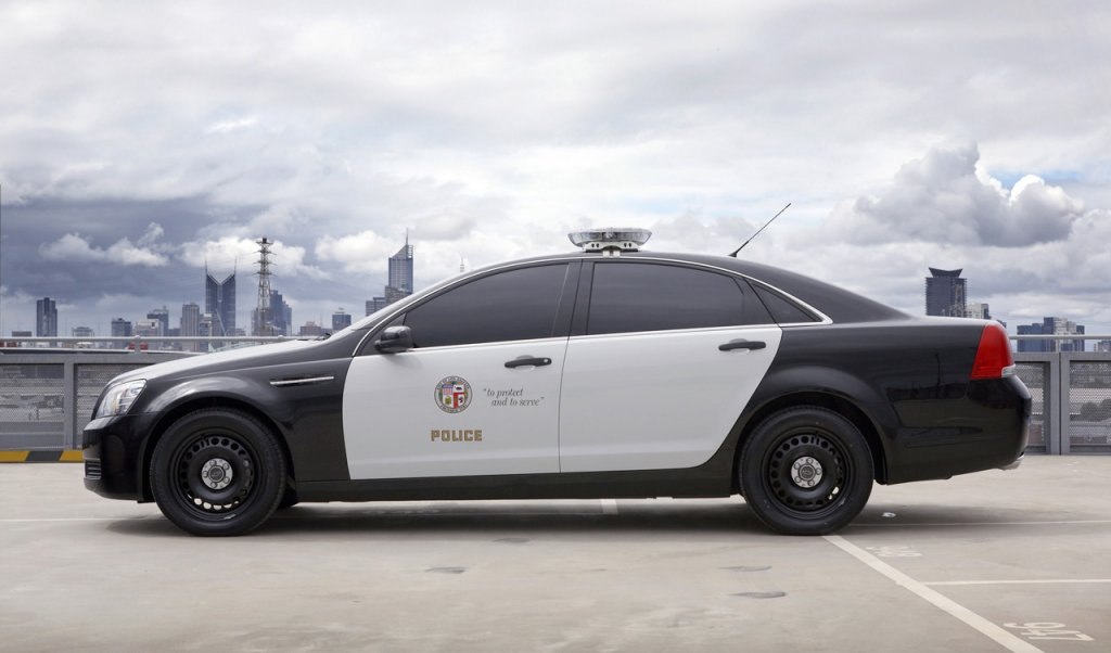 2011 Chevrolet Caprice Police 8 Modernracer Cars Commentary