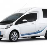 Concept Mitsubishi i-Miev Cargo