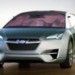 Concept Subaru Hybrid Tourer