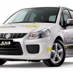 Concept Suzuki SX4 Fuel Cell Vehicle