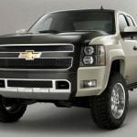 2010 Chevrolet Silverado ZR2 Concept