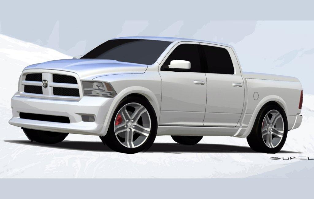 Dodge Ram Concept