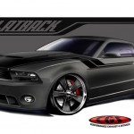 2010 Ford CGS Flatback Mustang