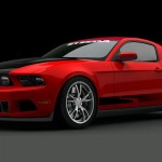 2010 Ford Steeda Q Series Mustang