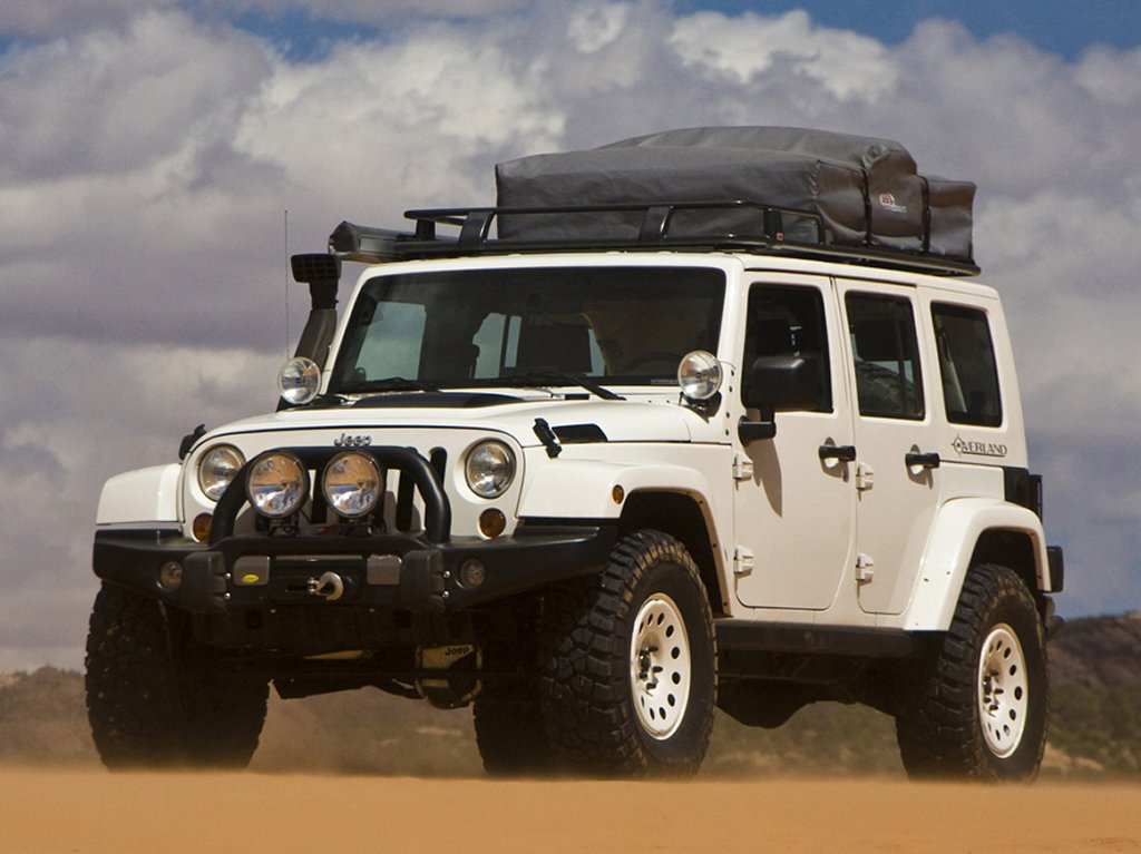 2010 Jeep Wrangler Unlimited Concept