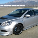2010 Suzuki Road Race Motorsports Platinum Edition Kizashi