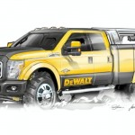 2011 Ford Super Duty DeWalt Contractor