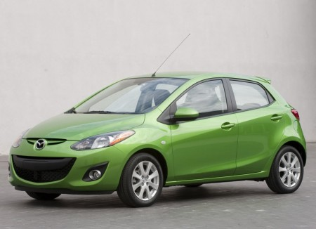 2011 Mazda 2. The sub-compact Mazda 2, a long-running staple of the Mazda