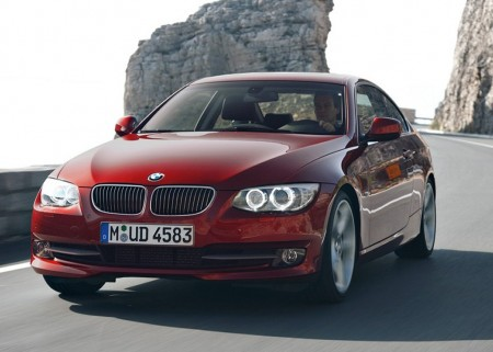2011 BMW 3-Series Coupe & Convertible facelifted