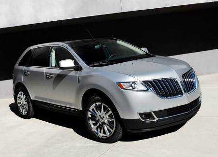 2011 lincoln mkx gets facelift in time for naias modernracer cars commentary. Black Bedroom Furniture Sets. Home Design Ideas