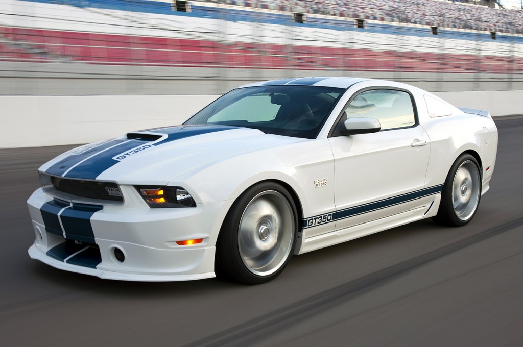 2011 Shelby Mustang Gt350 Modernracer Cars Commentary