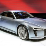 Concept Audi R4 E-Tron